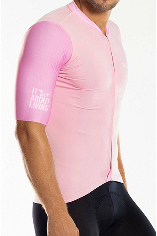 COMPRESS ADVANCE ROSE PINK JERSEY CE2251H